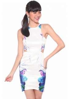 Love Bonito Floral Dress Maigret