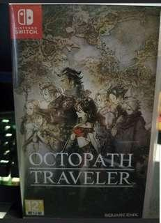 八方旅人 Octopath traveler