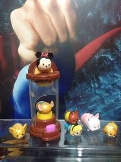 Tsum Tsum Figures and Toy Playset
