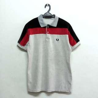 Fred Perry Corduroy Polo Shirt
