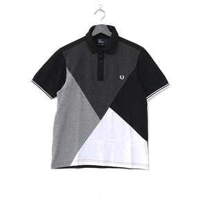 FRED PERRY RINGER POLO TEE