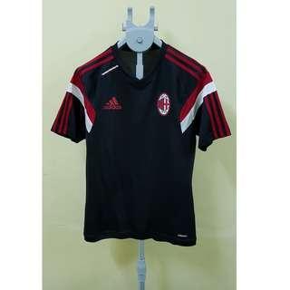 Adidas Adizero AC Milan Training Jersey, XS. (Original)