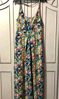 Folded & Hung Summer Maxi Dress