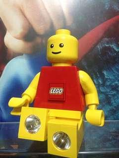 Authentic Lego Torch