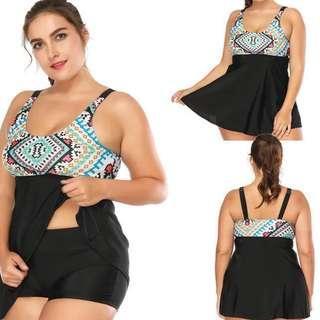 🚚 Big size swimsuit- 2 pieces XL