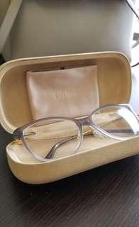 CHLOE Glasses GREY FRAME STYLE CE2727