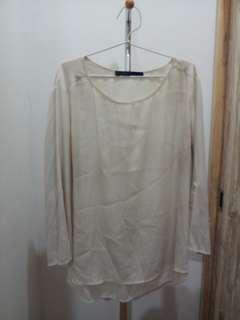 ZARA blouse XL authentic