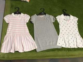 Preloved good condition baby toddler dress 24m 18m