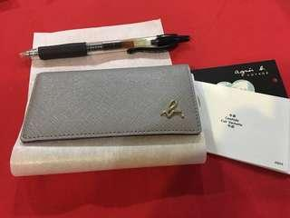 BN Authentic Agnes B key pouch