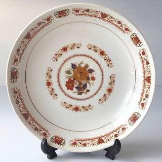 Vintage Plates Vintage Collection Vintage Collectible Porcelain Vintage Plates and Bowls Set Serving Plate Ceramic Plate Dish Plates