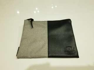 Herschel bag (Virgin airline first class )
