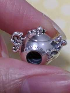 Pandora teapot charm