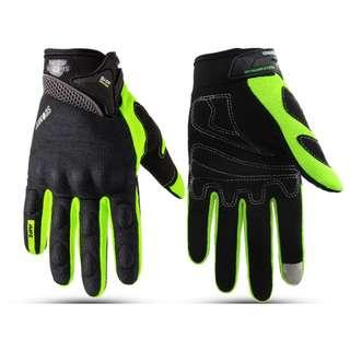 SUOMY Bicycle/Motorbike/Scooter Breathable Full Finger Glove