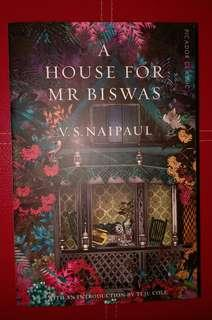 A House For MR Biswas - V.S.Naipaul