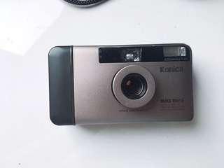 🚚 [故障機]konica big mini bm-301 定焦底片相機