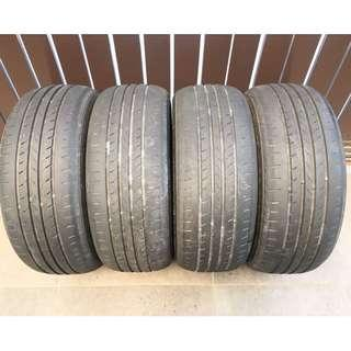17 inch tyre 215/55/17