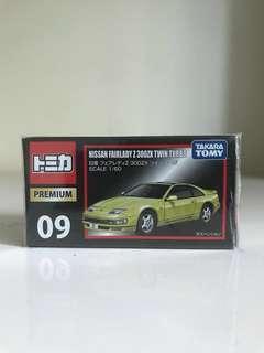 🚚 Tomica Premium 09 Nissan Fairlady Z 300ZX Twin Turbo
