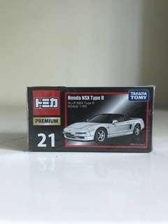 🚚 Tomica Premium 21 Honda NSX Type R