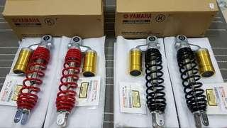 Yamaha Aerox Suspension With Hydraulic Bottle