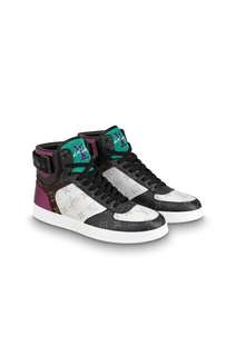 b9a79f7e4235 LV Rivoli sneaker boot