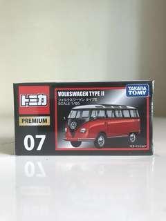 🚚 Tomica Premium 07 Volkswagen Type II