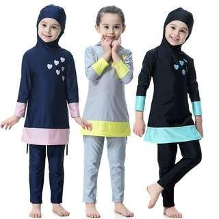 Muslimah Swimming Suit (Kids)