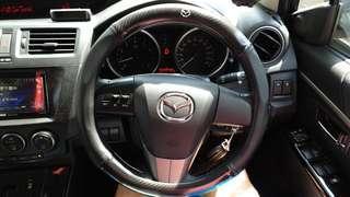 BN MAZDA Steering Wheel Cover
