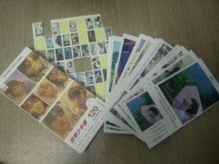 BTS Photo Postcard with Sticker