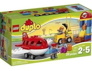Lego Duplo Airport Set 10590