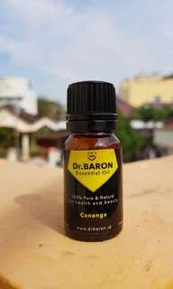 Cananga Essential Oil Dr.BARON 10ml Pure and Natural