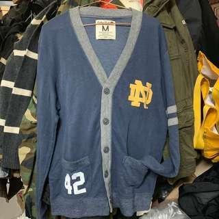 🚚 American Eagle Sweater Jacket 學院風針織外套 M號 #衣櫃大掃除