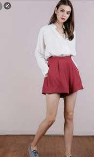 Ttr reni wavy shorts