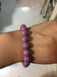 紫雲母手串
