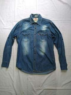 Levis Denim Shirt