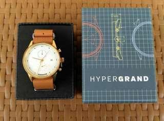 Hypergrand Maverick Chronograph - Honey Brown