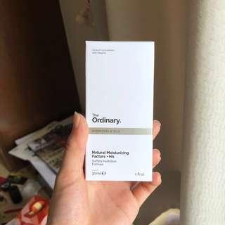 The Ordinary moisturizer #BEAUTY50