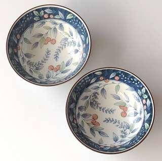 Vintage Bowl Vintage Collection Vintage Collectible Porcelain Vintage Plates and Bowls Set Serving Bowl Ceramic Bowl Rice Bowl Soup Bowl Dessert Bowl Japanese Bowls