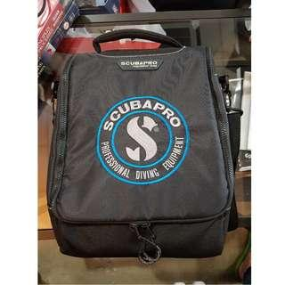 Scubapro bags set (REGULATOR BAG + DIVE COMPUTER BAG)