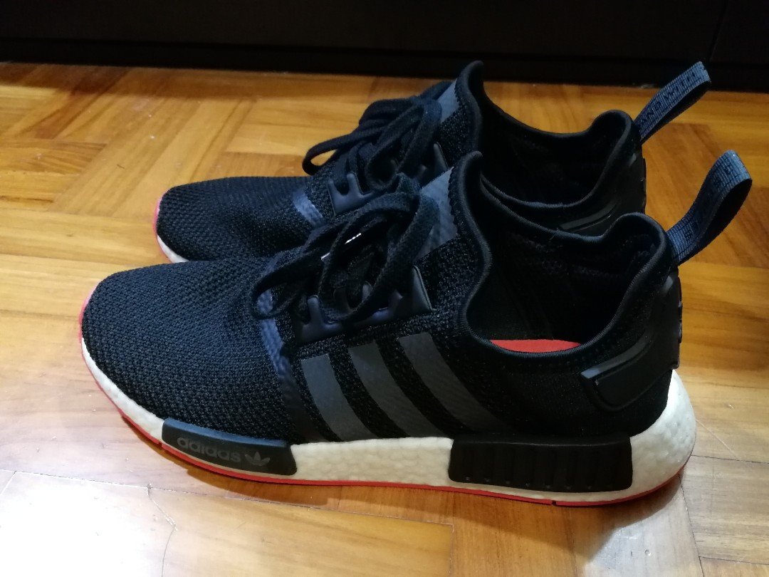80947edfe4d171  2ND ITEM 50%OFF ★★★Adidas Original NMD R1 Mens Running Shoes Sneakers  CQ2413
