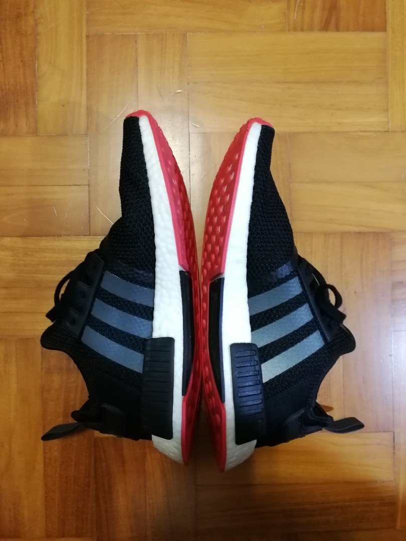 ff0eb572bcc96  2ND ITEM 50%OFF Adidas Original NMD R1 Mens Running Shoes Sneakers CQ2413