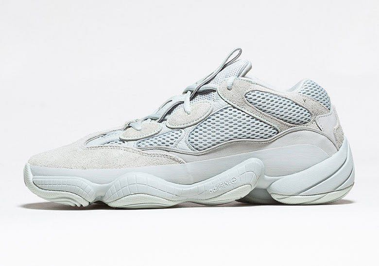 56ff59c0 Adidas Yeezy 500 Salt, Men's Fashion, Footwear, Sneakers on Carousell