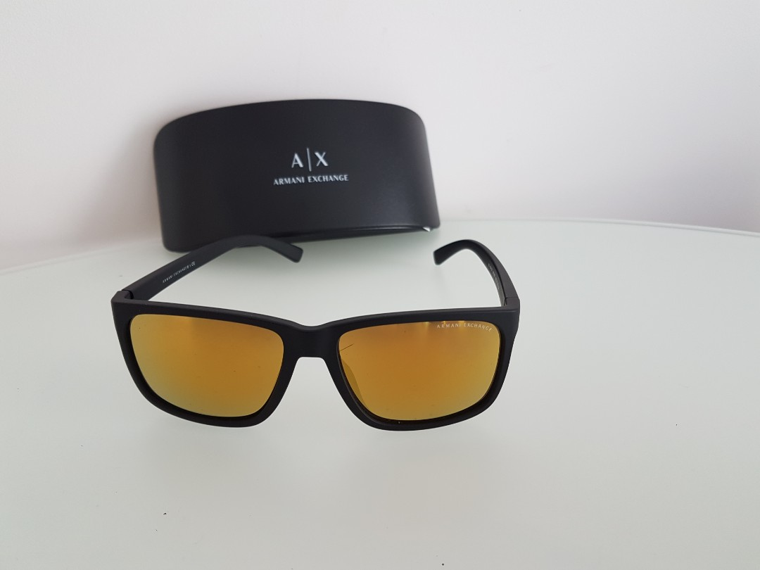1080348ea451 Armani Exchange AX Polarize Lens Shades Sunglass