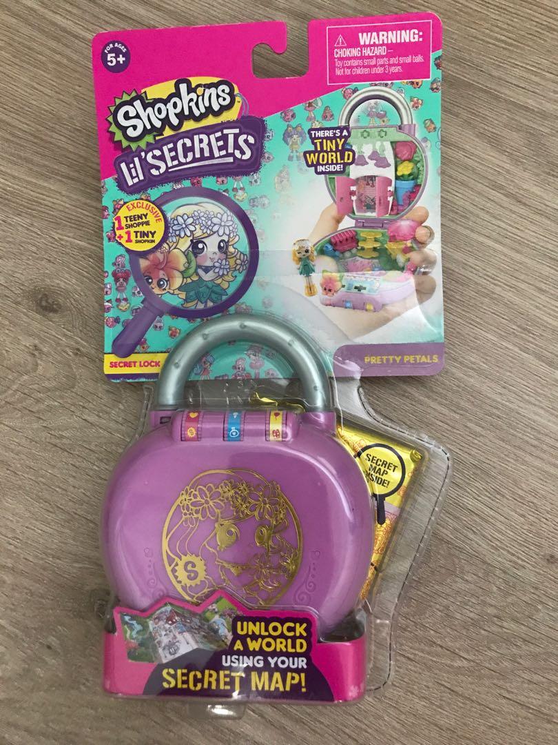 7f6bb32ea BN Shopkins lil secret locked
