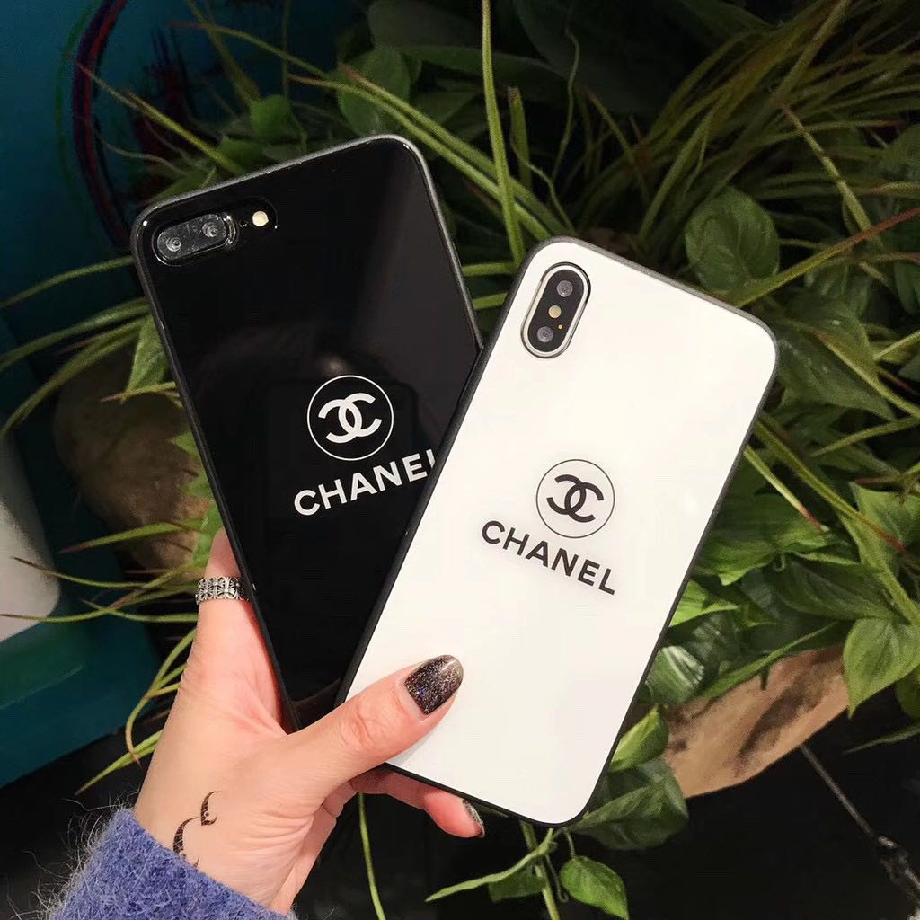 the best attitude 4fb3e d2193 Chanel IPhone Case