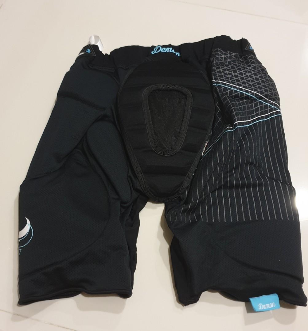 Demon FlexForce Pro Womens Protective Shorts