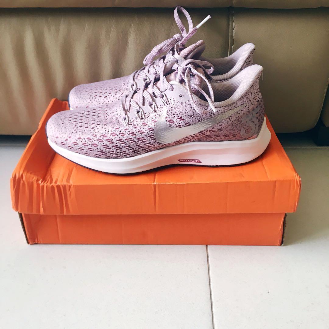 new concept df725 f36f7 EUR38 UK5 Instock! - BNIB Nike Air Zoom Pegasus 35 Sneakers