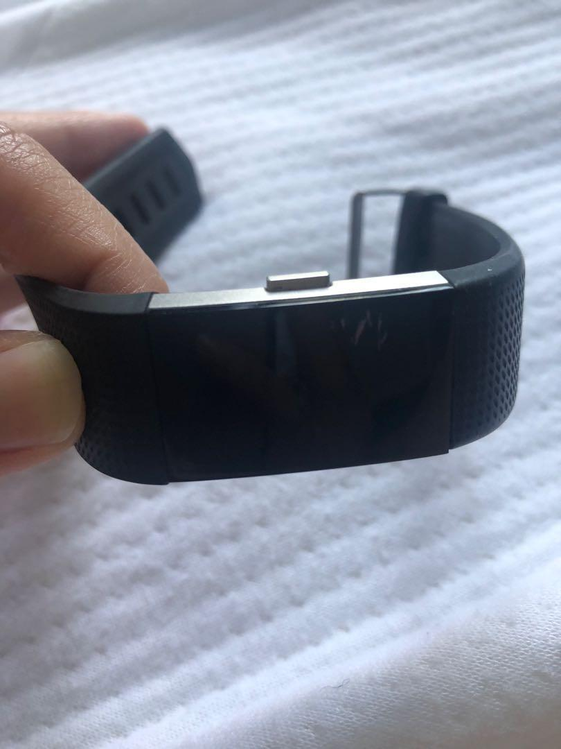 Fitbit HR Charge 2