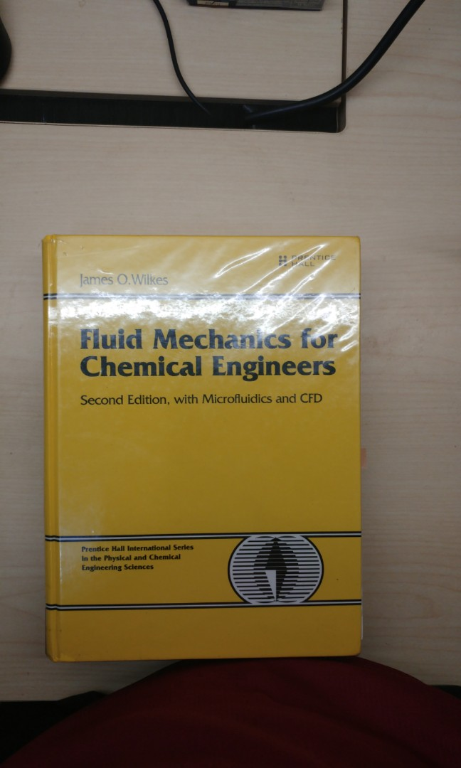 Fluid Mechanics for Chemical Engineers 2nd edition