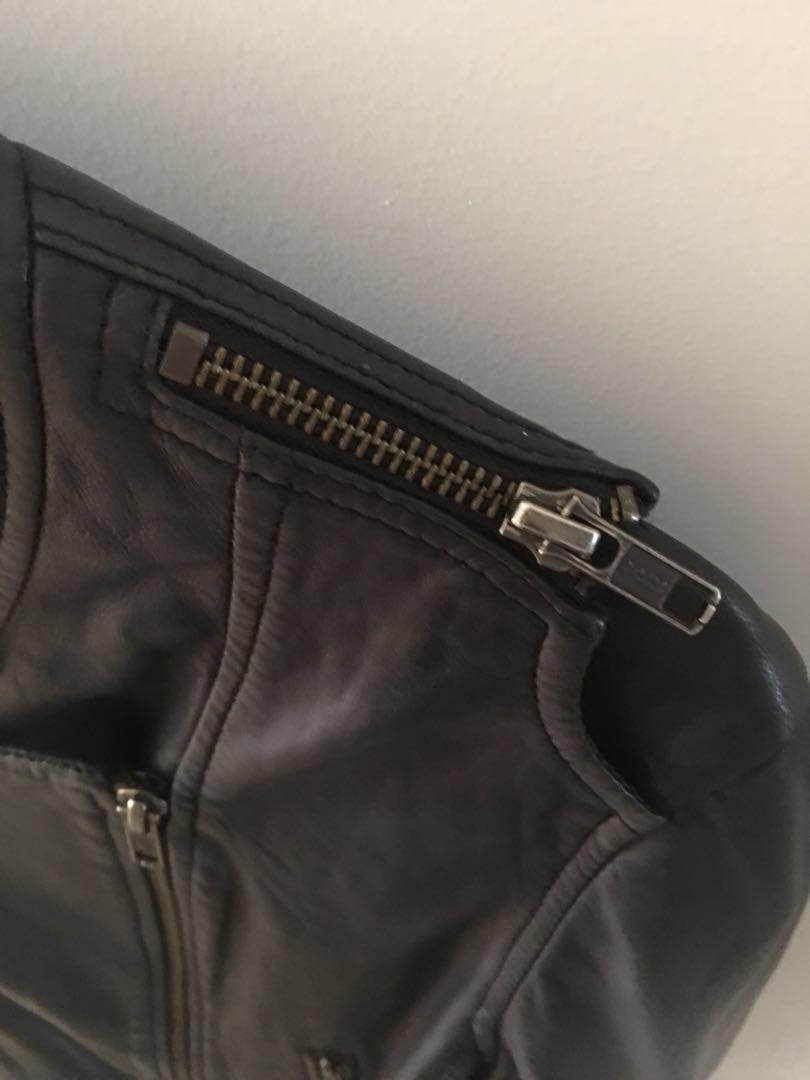 Gorman leather jacket **REDUCED**