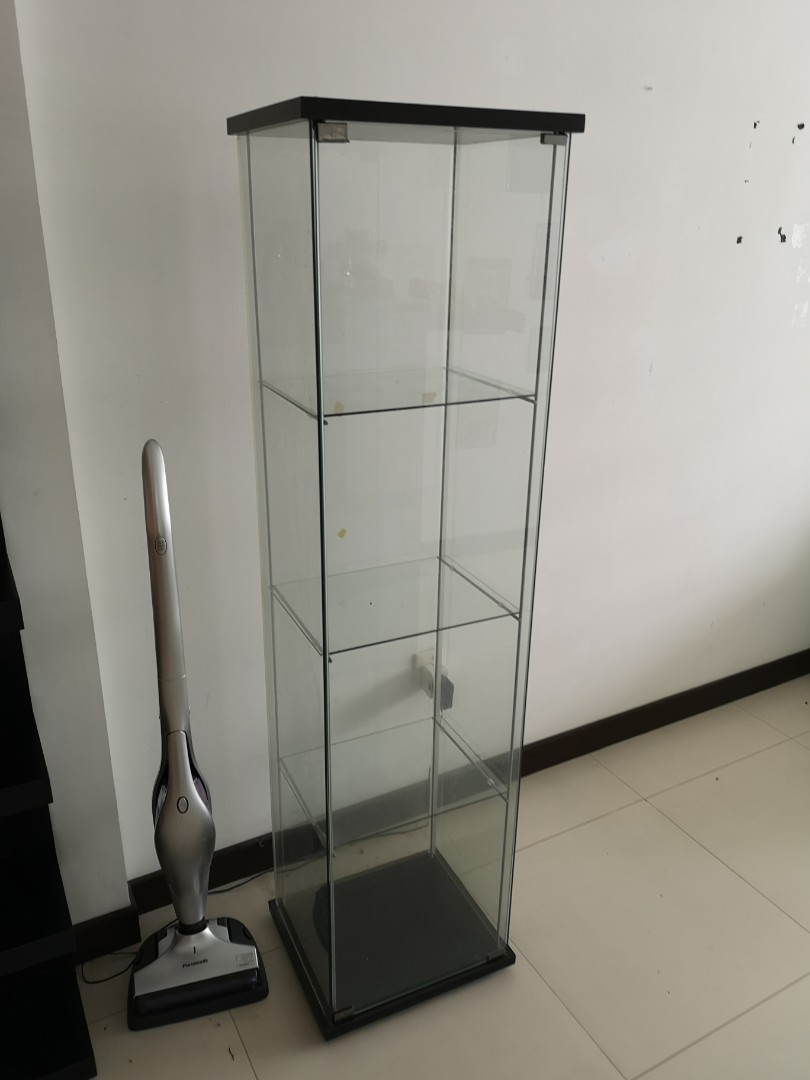 Ikea Detolf Cabinet Furniture Shelves Drawers On Carousell